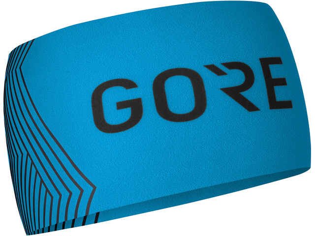 GORE WEAR M Opti Headband dynamic cyan/black